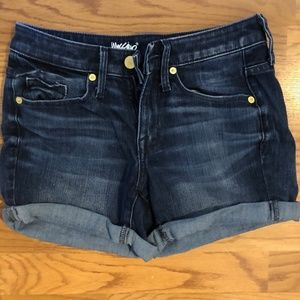 Denim Jean Shorts